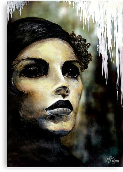 Lady Misfortune by Evgeniya Sharp