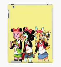 Girl Adventures iPad Case/Skin