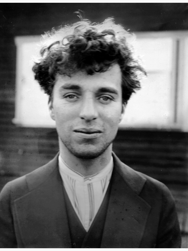 Charlie Chaplin de SRPosters