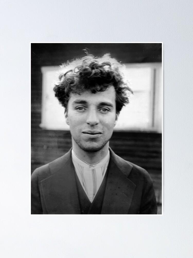 Vista alternativa de Póster Charlie Chaplin