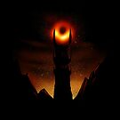 Blackhole Sauron von Dan Elijah Fajardo