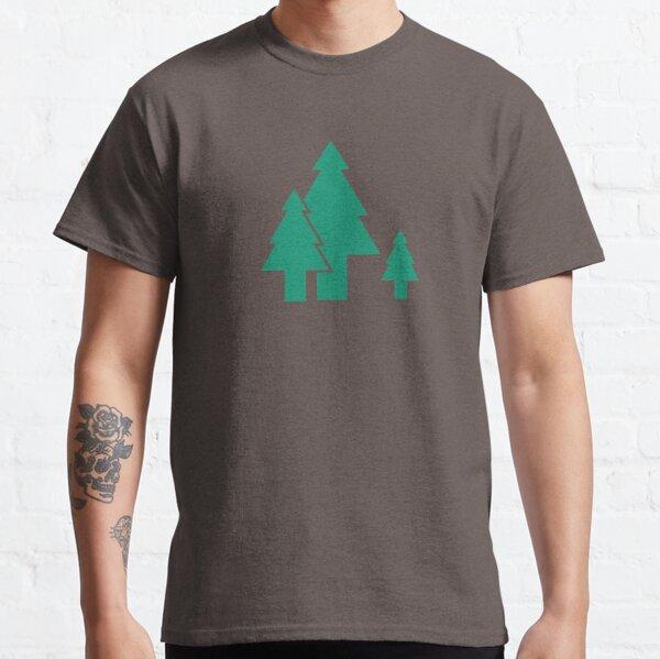 Tree Icon Classic T-Shirt