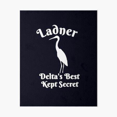 Ladner South Deltas Best Kept Secret Art Board Print
