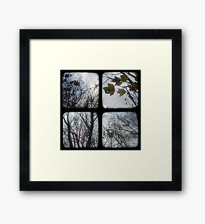 Winter of Discontent - TTV Framed Print