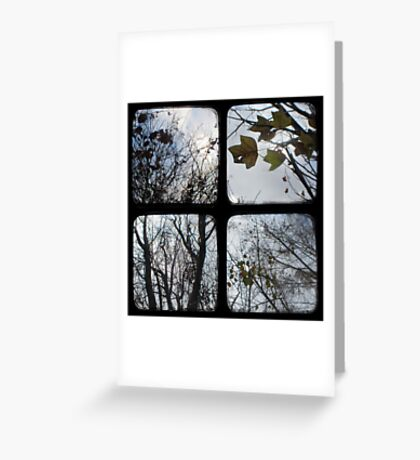 Winter of Discontent - TTV Greeting Card