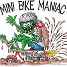 Muddy Mini bike Maniac by minibikemaniac