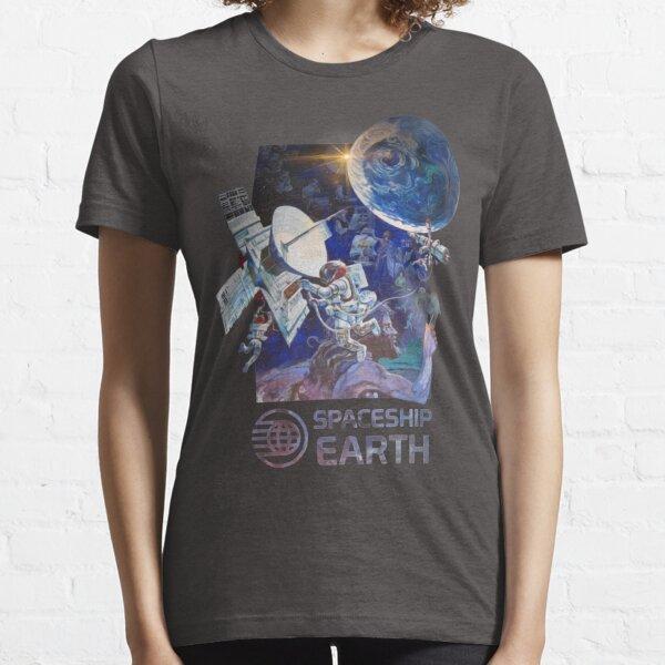 Our Spaceship Earth  Essential T-Shirt