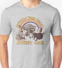 STREET CAT Slim Fit T-Shirt