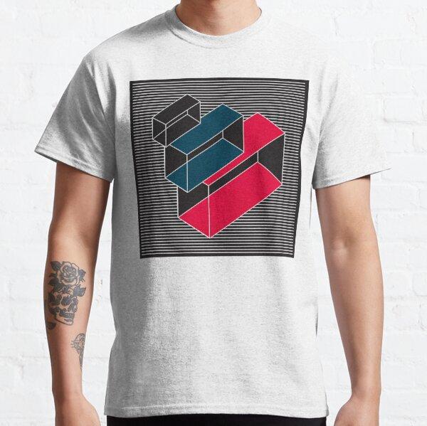 3D Modern Classic T-Shirt