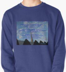 Die Osterbotschaft Sweatshirt