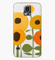Sunflowers Case/Skin for Samsung Galaxy