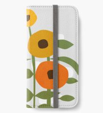 Sunflowers iPhone Wallet/Case/Skin