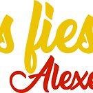 «ALEXE» de Maddison Green