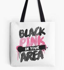 Bolsa de tela BLACKPINK en su área