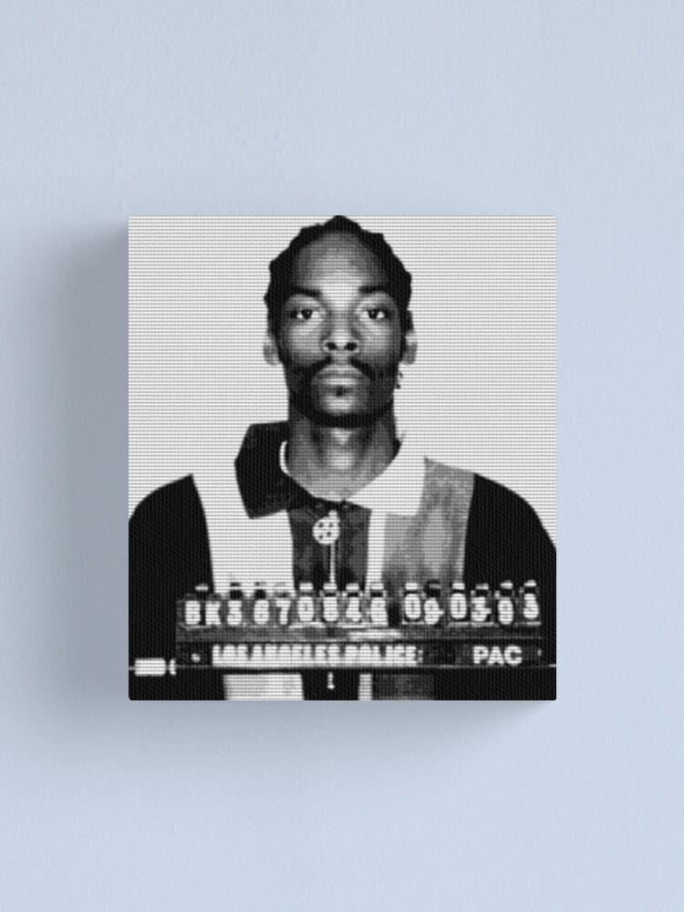 """Mugshot Canvas Art Poster Size 12/"""" x 24/"""" Axl Rose"""