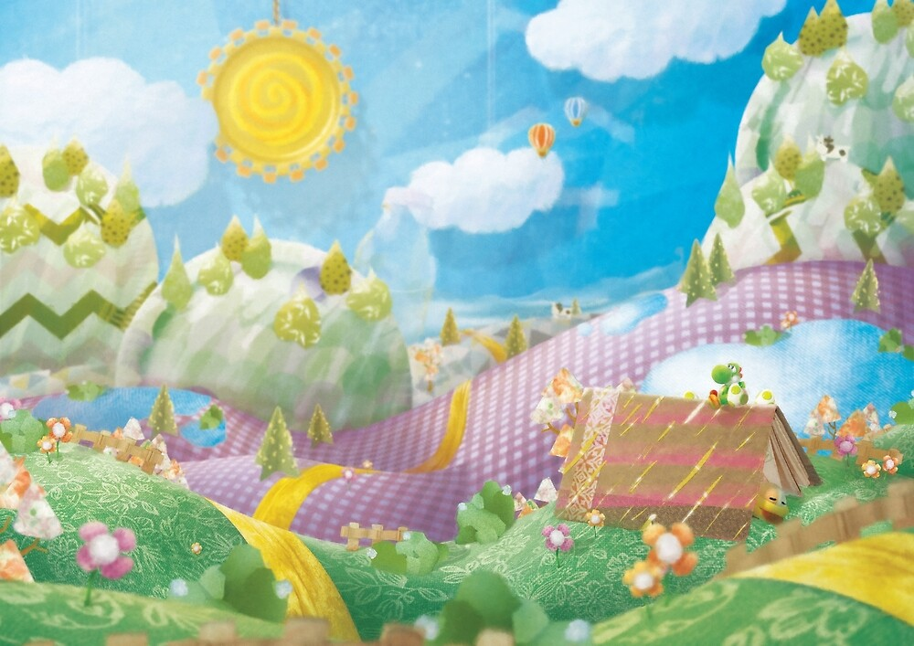 PicNic World (Only 35 prints!) by orioto