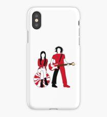 Jack and Meg iPhone Case/Skin