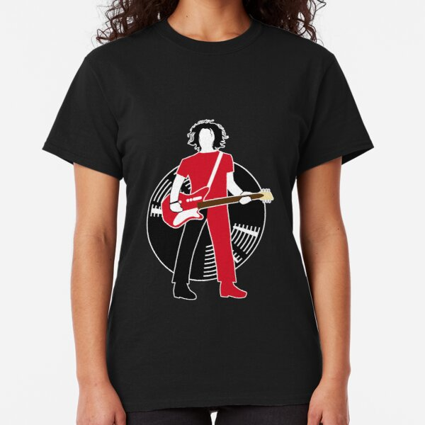 Jack The Axe-pander - Jack White III (White Stripes Edition) Classic T-Shirt