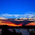 Ohio River Colors by kentuckyblueman