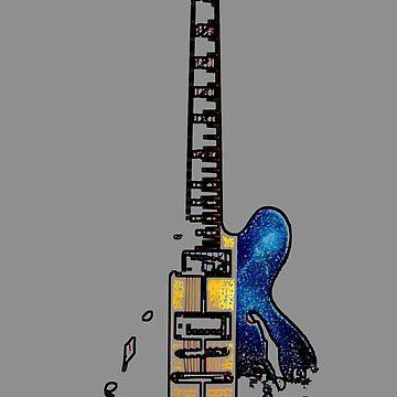 Guitar 4 by AlanHarman