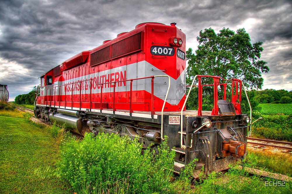 Diesel 2007 (side view) by ECH52