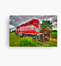 Diesel 2007 (side view) Canvas Print