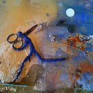 Blues Hole Man by Astrid Strahm