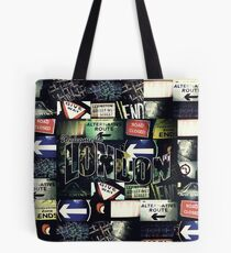 Welcome To London - Sherlock Version #3 Tote Bag