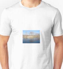 Dry Landcsape Reflected Unisex T-Shirt
