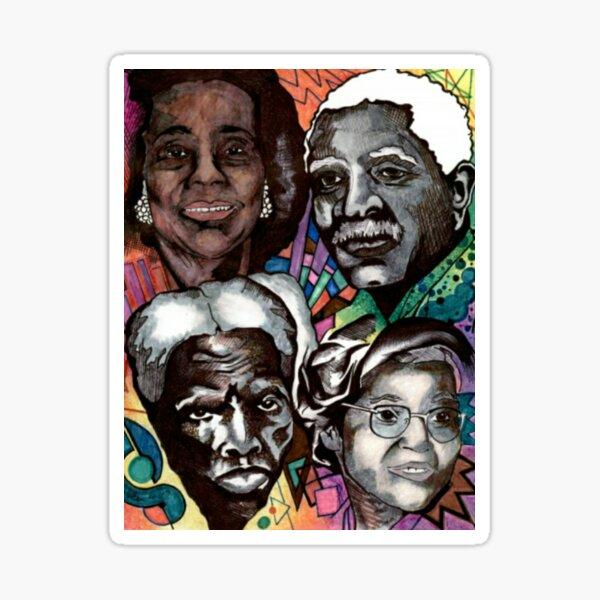 Black History Month 2019 Sticker