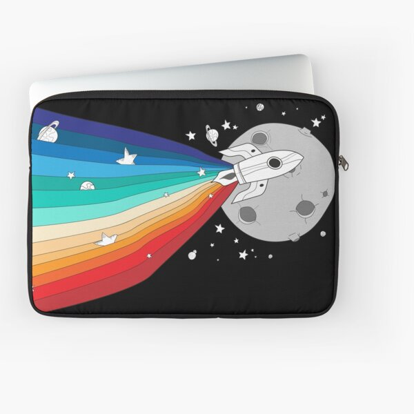 Pride Rocket Laptop Sleeve