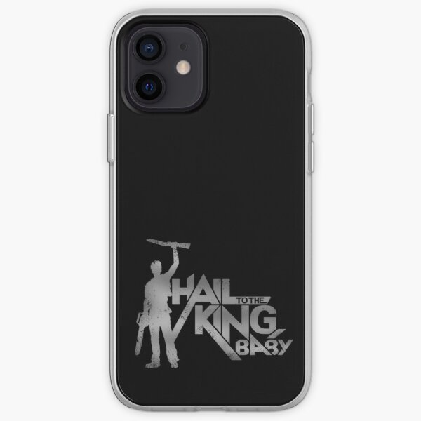 Evil Dead - Hail To The King [Dark] iPhone Soft Case