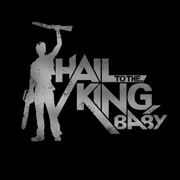 Evil Dead - Hail To The King [Dark] by drewreimer