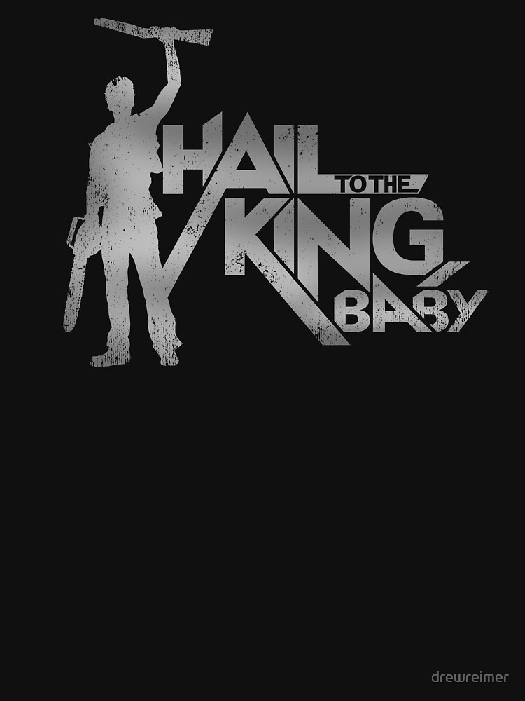 Evil Dead - Hail To The King [Dark] | Unisex T-Shirt