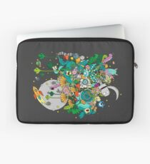 Imaginary Land Laptop Sleeve