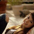 Breana: With a Warm Smile by Courtney Tomey