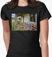 Crookwell Verandah Women's Fitted T-Shirt