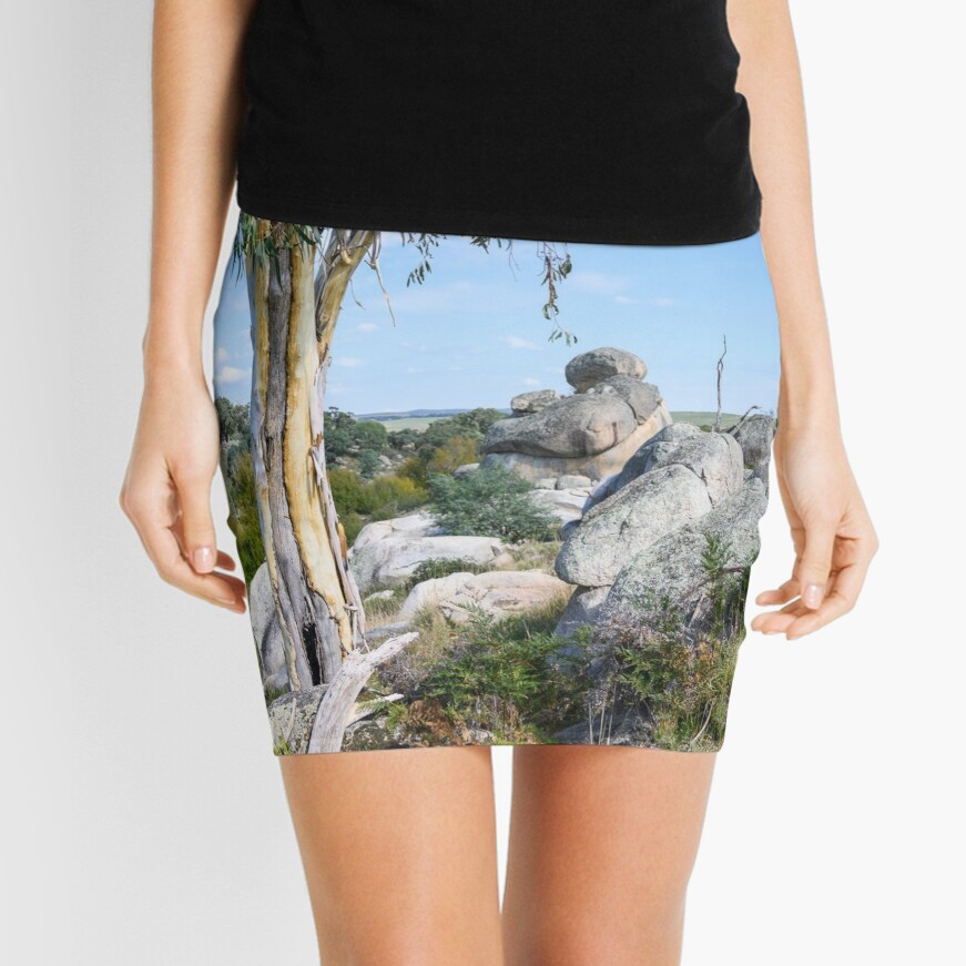 Wollondilly River Mini Skirt