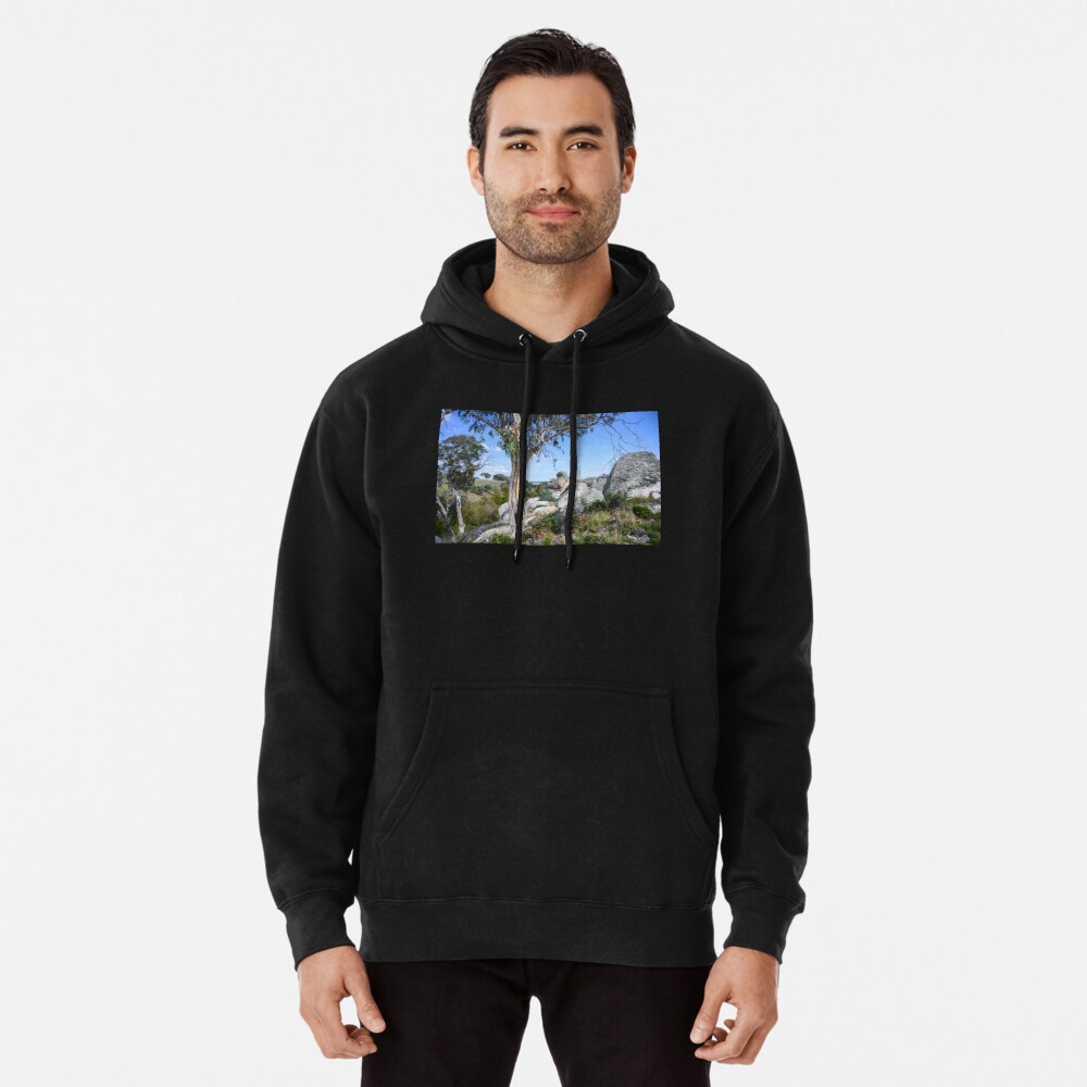 Wollondilly River Pullover Hoodie