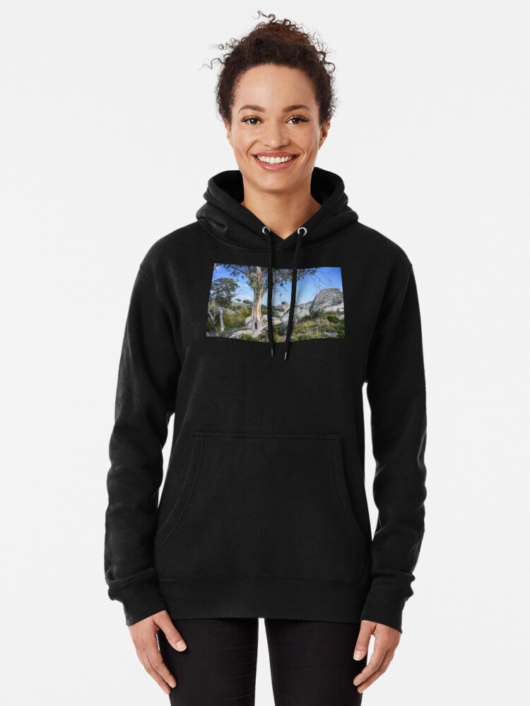 Alternate view of Wollondilly River Pullover Hoodie