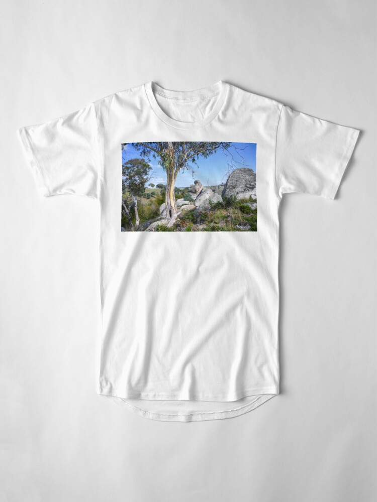 Alternate view of Wollondilly River Long T-Shirt