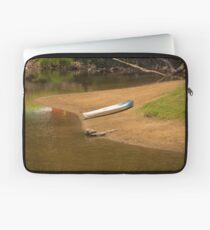 A Lonely Kayak Laptop Sleeve