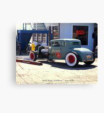 Z's Garage Service & Repair Canvas Print