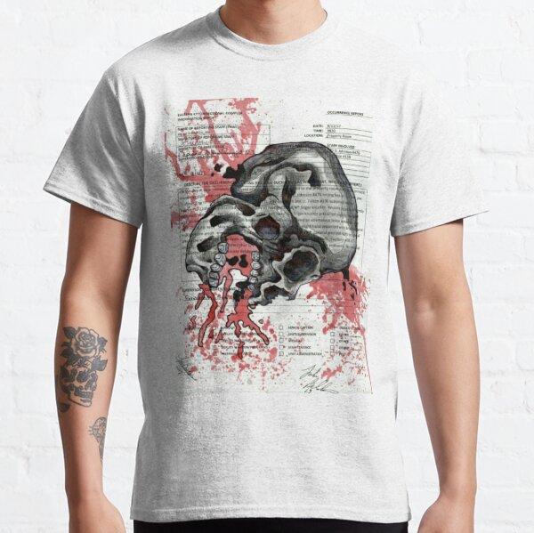 Feel Rage  Classic T-Shirt