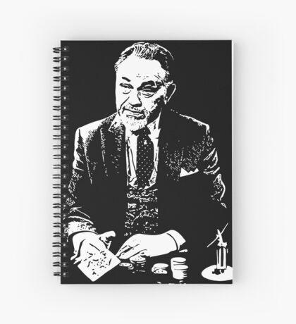 The Man - Lancey Howard Spiral Notebook