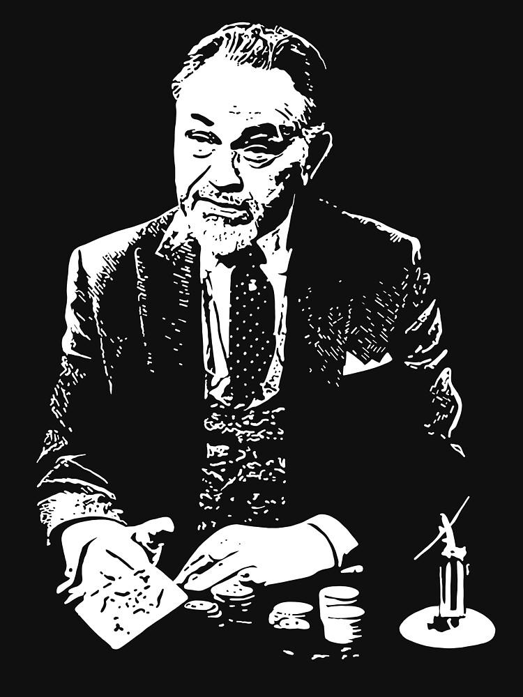 The Man - Lancey Howard by fullrangepoker