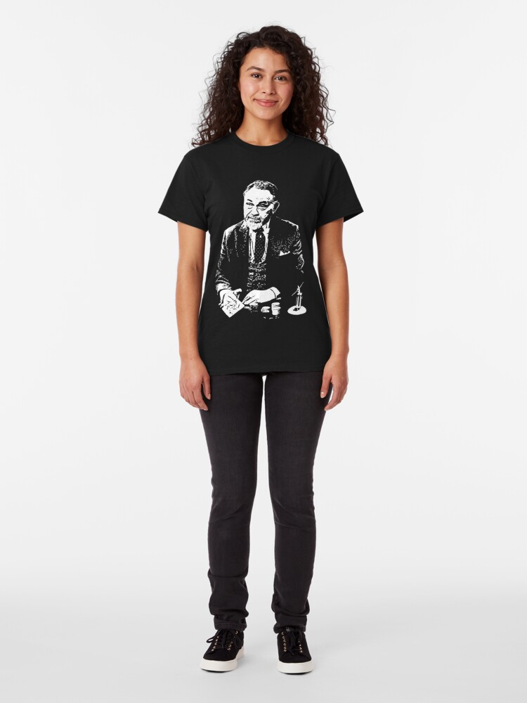 Alternate view of The Man - Lancey Howard Classic T-Shirt