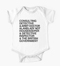 I like Detective Stories Kids Clothes