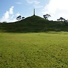 One Tree Hill Archery Panorama  by Adam Jones