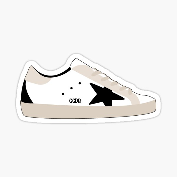 Golden Goose Sticker